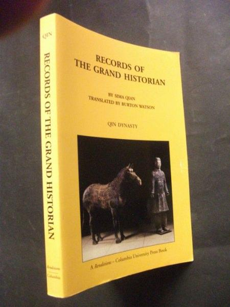 The Records of the Grand Historian