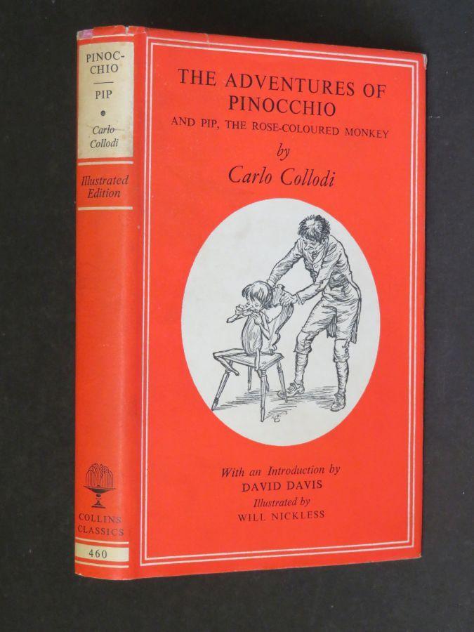 pinocchio collins classics collodi carlo
