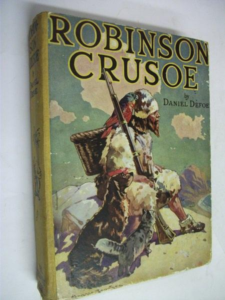 summary of robinson crusoe by daniel defoe - literary essay