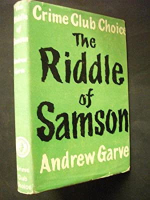 The Riddle of Samson