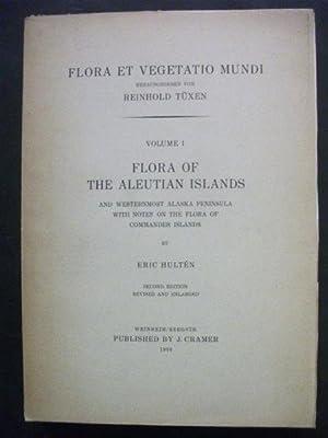 Flora of the Aleutian Islands & westernmost: Eric Hultén