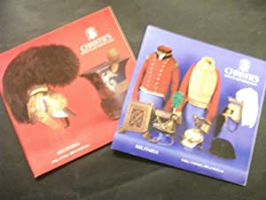 Christie's auctioneers catalogue; Militaria, 29 June 1990 and 1 Feb 1991.