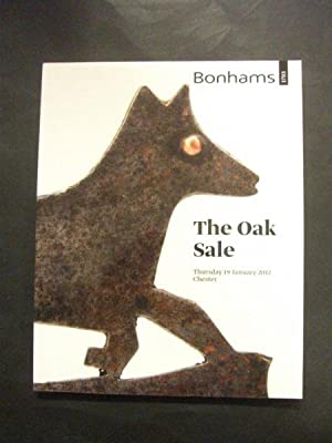 The Oak Sale: Thursday 19 January 2012, Chester