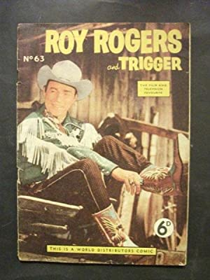 Roy Rogers and Trigger no. 63