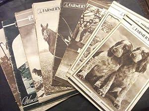 The Farmer's Home: 1939 (15 vols) - Jan 3, Feb 7, Feb 14, Mar 28, Apr 4, May 2, May 9, May 16 ...