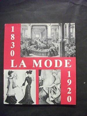 La Mode 1830-1920: Gerard, Jo
