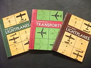 Macdonald Aircraft Pocketbooks: 5 - Commercial Transports;: William Green, ed?