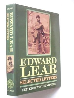 Edward Lear: Selected Letters: Edward Lear; Vivien