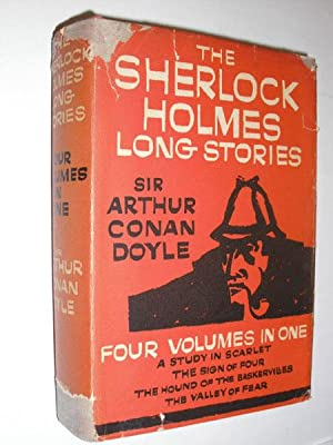 The Complete Sherlock Holmes Long Stories
