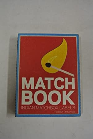 Match Book: Indian Matchbox Labels: Shahid Datawala