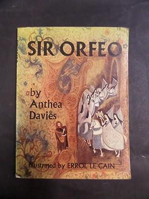 Sir Orfeo: Anthea Davies
