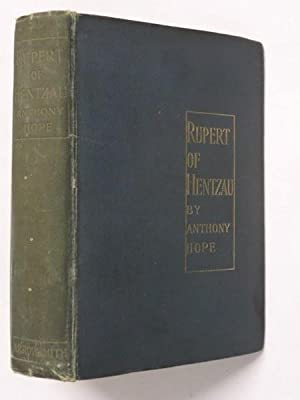 Rupert of Hentzau: Anthony Hope