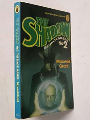 The Shadow No 2: The Black Master