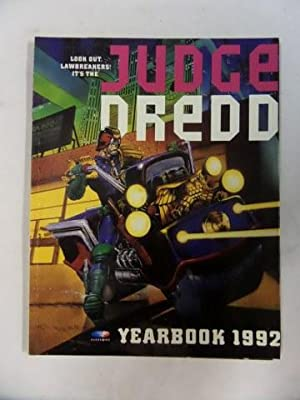 Judge Dredd Yearbook 1992