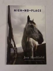 Nigh-No-Place: Jen Hadfield