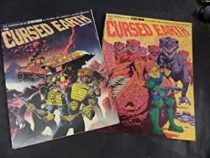The Chronicles of Judge Dredd: The Cursed Earth - Part One PLUS Part Two (2 vols)
