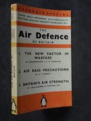 The Air Defence of Britain: The New: Air-Commodore L E