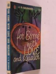 For Esme with Love Squalor by Salinger - AbeBooks