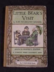 I Can Read Book No 14: Little Bear's Visit