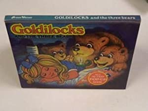 Goldilocks and the Three Bears: All Action Pop-up Book
