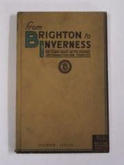 From Brighton to Inverness - 48 Town Maps with useful information for tourists