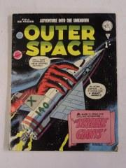 Adventure Into the Unknown - Outer Space - No. 3