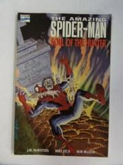 the Amazing Spider-Man - Soul of the Hunter