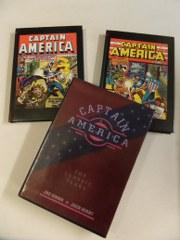 Captain America - The Classic Years - 2 volume set