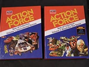 Action Force - Best Collection - Volumes 1 - International Heroes and Volume 2 - Blood for the Ba...