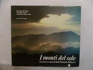 I Monti del Sole: Le Riserve Naturali: Magro, Giovanna dal;