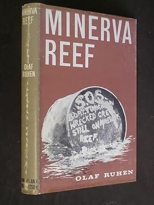 Minerva Reef: Olaf Ruhan: Illustrated