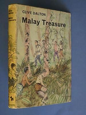 Malay Treasure: Clive Dalton: Illustrated