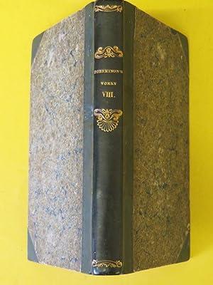 The Works of William Robertson - Volume: William Robertson DD