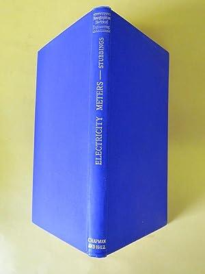Monographs on Electrical Engineering - Volume VI: G W Stubbings