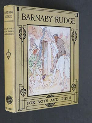 Barnaby Rudge: Retold for Children: Alice F Jackson: