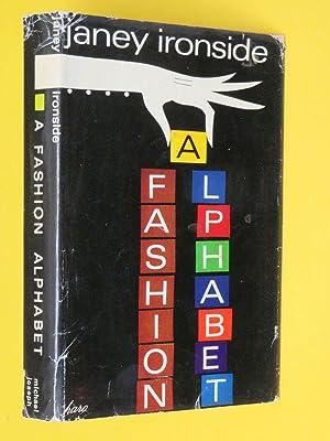 A Fashion Alphabet: Janey Ironside: Illustrated