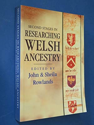 Second Stages in Researching Welsh Ancestry: John and Sheila