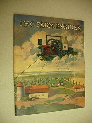 I.H.C. Farm Engines: N/a