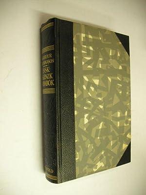 English-Icelandic Dictionary: Ensk-Islenzk Ordabok: Sigurdur Orn Bogason