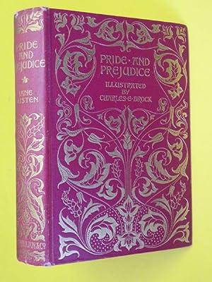 Pride and Prejudice: Jane Austen: Illustrated