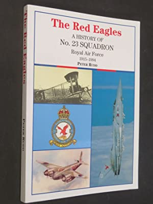 The Red Eagles (SIGNED COPY): A History: Peter Rudd