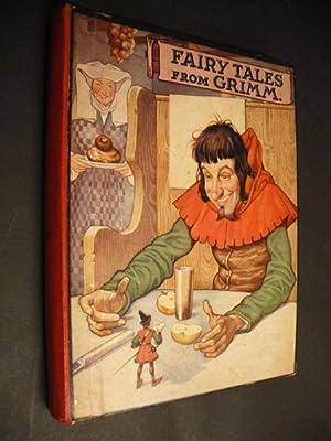 Fairy Tales from Grimm: Jakob & Wilhelm
