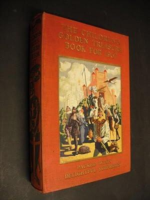 The Children's Golden Treasure Book for 1937: John R Crossland