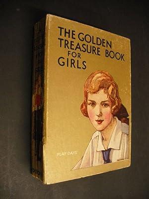 The Golden Treasure Book for Girls: Mrs Herbert Strang,
