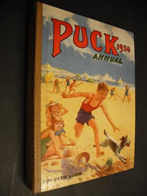 Puck Annual 1936: A Book of Pictures: Various