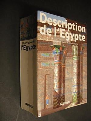 Description de l'Egypte - Publiee par les: N/a