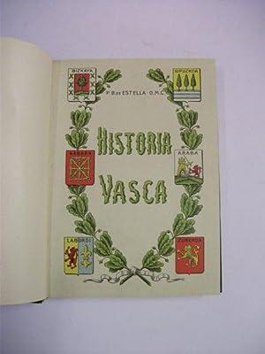 Historia Vasca: Padre Bernardino de Estella