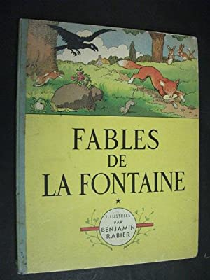 Fables de La Fontaine: La Fontaine, illus