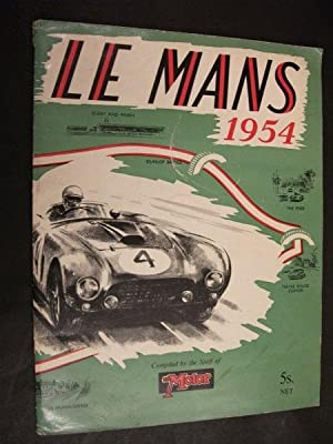 """Le Mans 1954: Staff of """"The"""