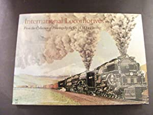 International Locomotives from the Collection of Paintings: A E Durrant